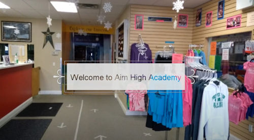 Aim High Virtual Tour